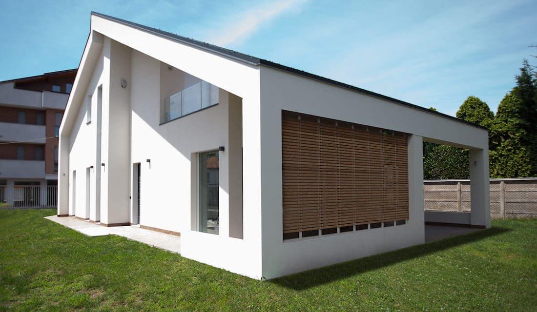 Prezzi case in legno bioedilizia edilizia ecosostenibile - Casa in legno prezzi ...