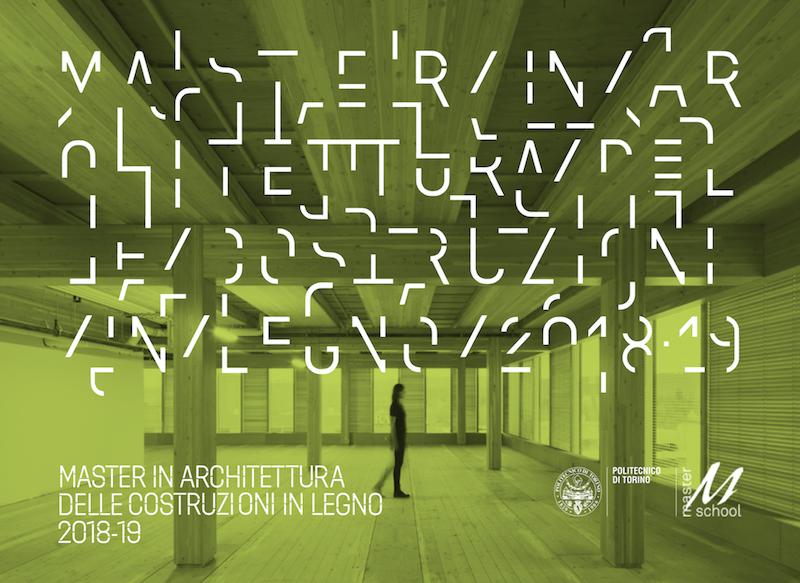 Novit table for Master architettura