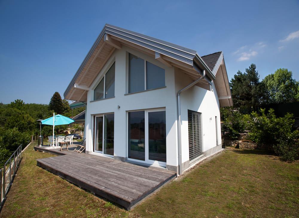 Casa in classe a a varese montonate for Case di legno confronta prezzi