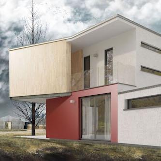 Progetto_villa_bioedilizia_architetto_Rossi